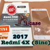 xiaomi redmi 4X tempered glass full cover