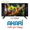LED TV AKARI LE 25B88 BIG MAXX