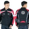 Jaket Racing Motor Pria Merah Elegan & Sporty Branded Keren - ERAL 018