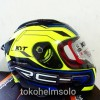 KYT RC7 #14 Yellow Fluo - Stabilo