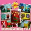 MAINAN ANAK EDUKATIF Rayya Busy Book/Activity Book/Buku Sibuk