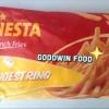 French fries (kentang beku) fiesta