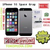 Iphone 5s 16Gb Grey FU GSM 4G PLATINUM