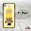 Minion Kevin I'm With Stupid 0909 Casing for Oppo F1 Plus | R9 Hardcas