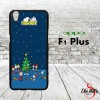 Snoopy and Friends Merry Christmas 0017 Casing for Oppo F1 Plus | R9 H