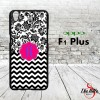 Pattern Monogram 0876 Casing for Oppo F1 Plus | R9 Hardcase 2D