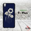 Flowers and Grenades 0402 Casing for Oppo F1 Plus | R9 Hardcase 2D