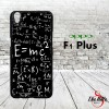 Albert Einstein Formulas 0013 Casing for Oppo F1 Plus   R9 Hardcase 2D