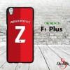 MU Zlatan Ibrahimovic 0003 Casing for Oppo F1 Plus | R9 Hardcase 2D
