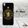 Chelsea Logo Gold 0044 Casing for Oppo F1 Plus | R9 Hardcase 2D