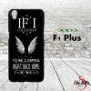If I Could Fly Quotes 0029 Casing for Oppo F1 Plus | R9 Hardcase 2D