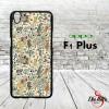 Pattern - Alice in Wonderland 0114 Casing for Oppo F1 Plus | R9 Hardca