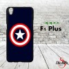 Captain America Shield 0013 Casing for Oppo F1 Plus | R9 Hardcase 2D