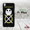 One Piece - Corazon Flag 0035 Casing for Oppo F1 Plus | R9 Hardcase 2D