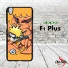 Naruto and Jubi 0100 Casing for Oppo F1 Plus | R9 Hardcase 2D