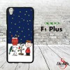 Snoopy and Friend 0018 Casing for Oppo F1 Plus | R9 Hardcase 2D