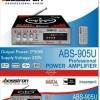 BOSSTRON POWER AMPLIFIER ABS-905U BLUETOOTH