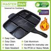 MASTER PAN 5 in 1 Wajan ANTI LENGKET MURAH AWET BERKUALITAS