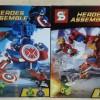 Lego KW Heroes SY 516 AB
