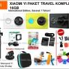 Xiaomi Yi Action Camera Paket Komplit 16GB