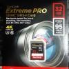 Sandisk SDHC Extreme Pro 32GB (95 Mb/s)