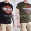 PROMO T-shirt / Kaos Harley Davidson Premium Sporty Edition (code: T H