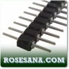 Round Pin Header Double Side 32 pin