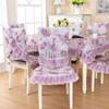 Shabby Lace Table Cloth Purple - 110*160 / Taplak Meja Bunga