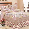 Quilting Bed Cover Set / Bed Cover