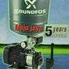 "Pompa air booster "" GRUNDFOS "" cm pt 3 - 3 Multistage"