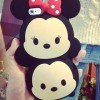 Softcase iPhone 6 /6s & iPhone 6 Plus Mickey Twinni
