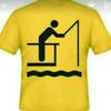 T shirt kaos Cotton Combed 30s MANCING MANIA