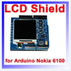 6100 LCD shield for arduino