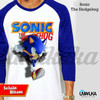 Jual Kaos 3D Umakuka Original - SONIC THE HEDGEHOG