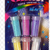 HiArt GP06B-S Glitter Powder Sparkle 6pcs/pack