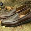 sepatu kulit original luigi classic brown handmade premium piede