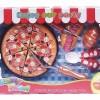 PLAY SET FUNNY FOOD PIZZA HOT DOG FB01-14