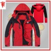 Jaket Bola Distro MAN UTD - JAKET ADVENTURE MAN UTD RED