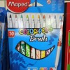 maped color peps brush tip (10clr)