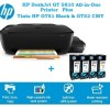 Printer HP DeskJet GT 5810 [GT5810] plus Tinta HP GT51 HP GT52 InkTank
