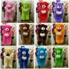 Boneka panda beruang teddy bear cosy love ukir nama / bordir nama 1m