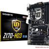Gigabyte Z170-HD3 DDR4