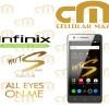 Infinix Hot S Pro RAM 3 GB INTERNAL 16GB