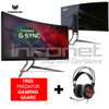 Acer Predator X34 Curved Monitor 34