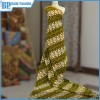 Kain Batik Tulis Parang lereng hijau kuning kunyit