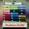 Handuk Chalmer 35 x 80 Polos Warna Handuk Olahraga Handuk Sport