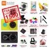 Xiaomi Yi Paket Lengkap Garansi 6 Bulan