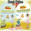 Nutrigold 4 Madu Vanilla Vanila 700g 700gr 700gram Dancow