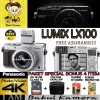 PANASONIC LUMIX DMC-LX100 / PANASONIC LUMIX DMC LX100 / LUMIX LX-100