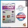V-Gen SD Card Hyper Series 32GB / 32 GB Up to 98MB/detik Vgen Resmi